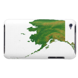 Map of Alaska 2 Barely There iPod Cover