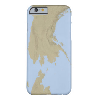 Map of Alaska 3 Barely There iPhone 6 Case