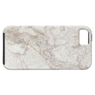 Map of Alexander the Greats Empire iPhone 5 Covers
