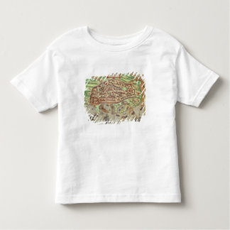 Map of Alexandria Toddler T-Shirt