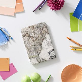 MAP OF AMERICA, 1809 iPad MINI COVER