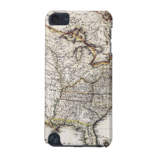 MAP OF AMERICA, 1809 iPod TOUCH (5TH GENERATION) COVER
