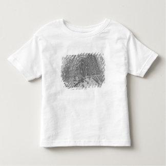 Map of Amsterdam, 1662 Toddler T-Shirt