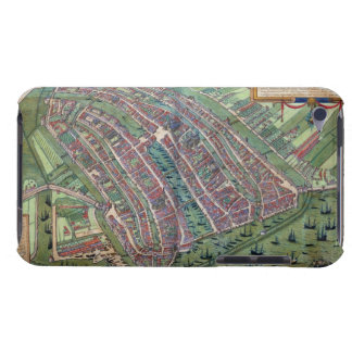 Map of Amsterdam, from 'Civitates Orbis Terrarum' Case-Mate iPod Touch Case