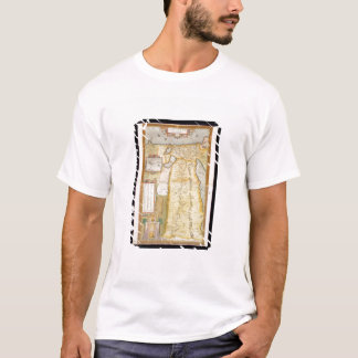Map of Ancient Egypt, 1584 T-Shirt