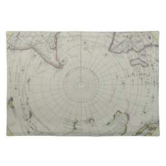 Map of Antarctica 2 Placemat