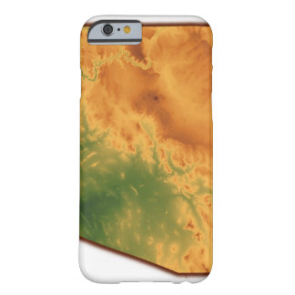 Map of Arizona 2 Barely There iPhone 6 Case