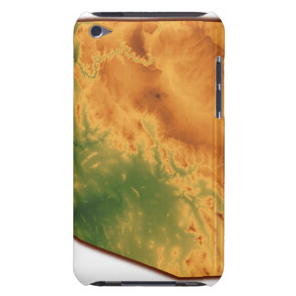 Map of Arizona 2 Case-Mate iPod Touch Case