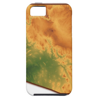 Map of Arizona 2 iPhone 5 Covers