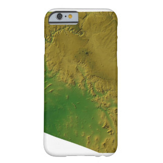 Map of Arizona Barely There iPhone 6 Case