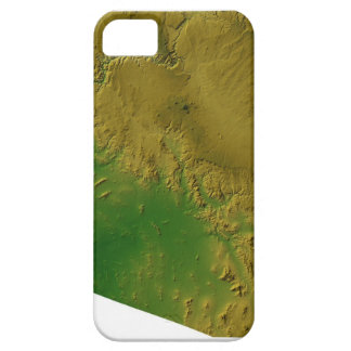 Map of Arizona Case For The iPhone 5