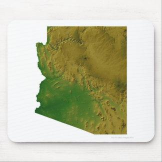 Map of Arizona Mouse Mat