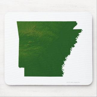 Map of Arkansas Mouse Mat