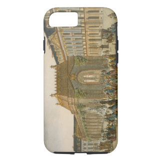 Map of Arras, from 'Civitates Orbis Terrarum' by G iPhone 8/7 Case