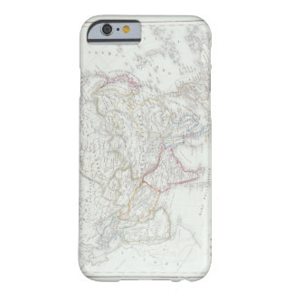 Map of Asia 2 Barely There iPhone 6 Case