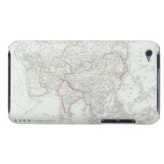 Map of Asia 2 Barely There iPod Covers