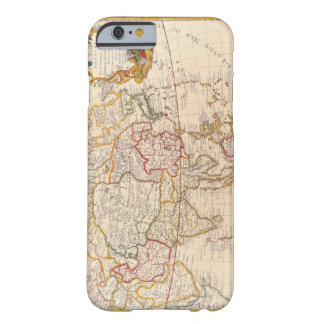 Map of Asia 5 Barely There iPhone 6 Case