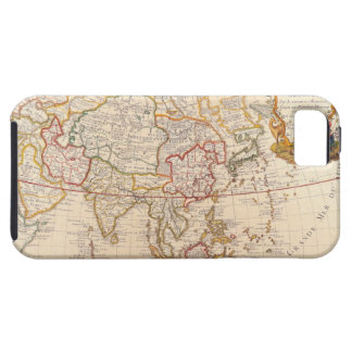 Map of Asia 5 iPhone 5 Case