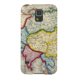 Map Of Asia Cases For Galaxy S5