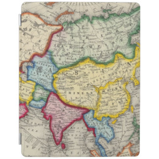 Map Of Asia iPad Cover