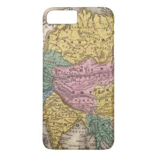 Map of Asia iPhone 8 Plus/7 Plus Case
