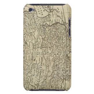 Map of Asia iPod Touch Case-Mate Case
