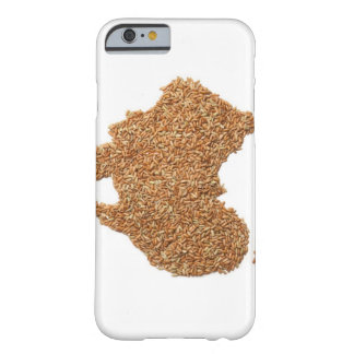 Map of Australia made of Glutinous Rice Barely There iPhone 6 Case