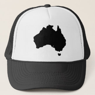 Map of Australia Trucker Hat