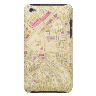 Map of Boston 22 iPod Touch Case-Mate Case