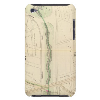 Map of Boston 2 Barely There iPod Case