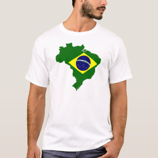 Map of Brazil T-Shirt