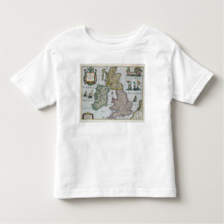 Map of Britain, 1631 Toddler T-Shirt