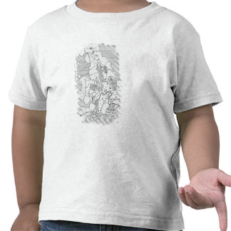 Map of Britain produced by Stanford s T Shirts