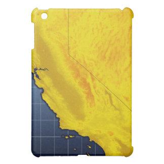 Map of California and Nevada iPad Mini Case