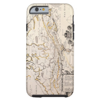 Map of Canada Tough iPhone 6 Case