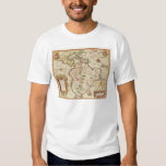 Map of Central and South America T Shirts