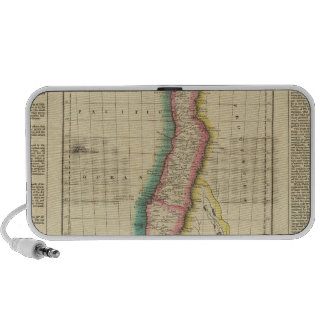 Map Of Chili Travelling Speaker