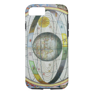 Map of Christian Constellations, from 'The Celesti iPhone 7 Case