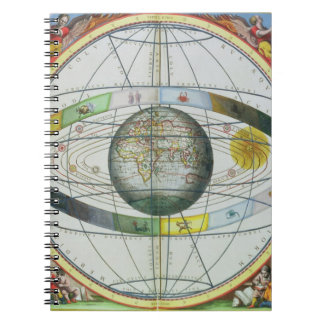 Map of Christian Constellations, from 'The Celesti Notebooks