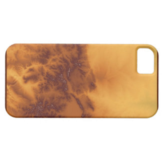 Map of Colorado 2 iPhone 5 Cover