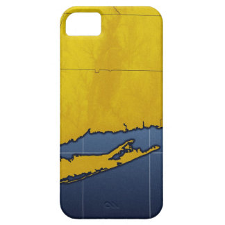 Map of Connecticut iPhone 5 Cases