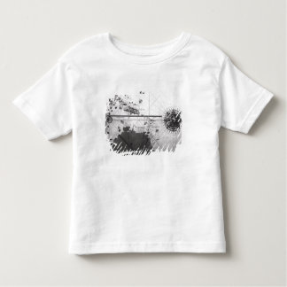 Map of countries toddler T-Shirt