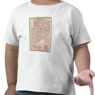 Map of Decatur County with St Omer Shirts