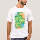 Map of Eastern Europe T-Shirt