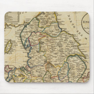 Map of England and Wales Mouse Mat