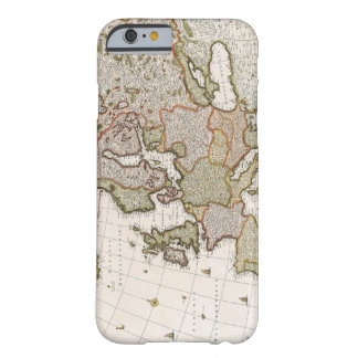 Map of Europe 4 Barely There iPhone 6 Case