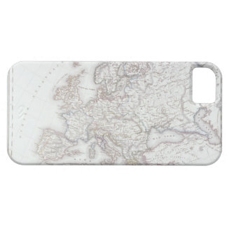 Map of Europe 5 Case For The iPhone 5