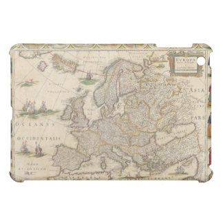 Map of Europe 6 iPad Mini Case