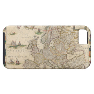Map of Europe 6 iPhone 5 Cover