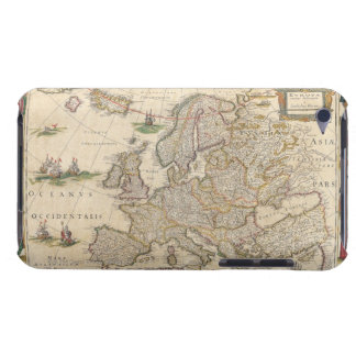 Map of Europe 6 iPod Touch Cases